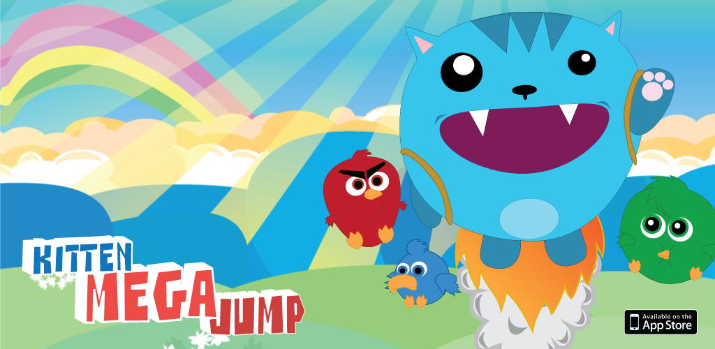 Kitten Mega Jump